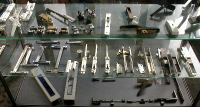 Azmet Metal Aluminium Windows Doors Hardware Accessories